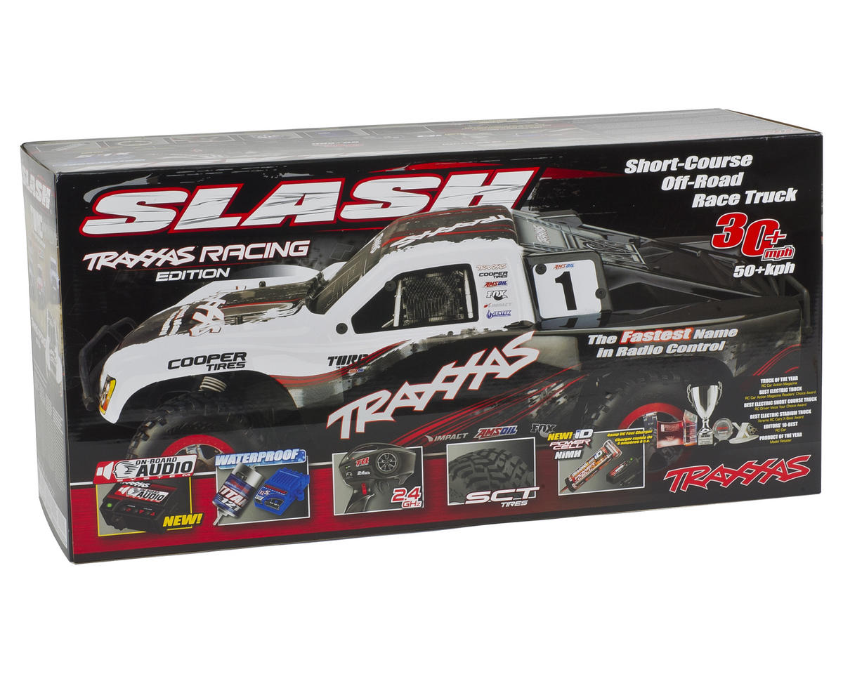 Traxxas Slash 1/10 RTR Short Course Truck (Mark Jenkins)