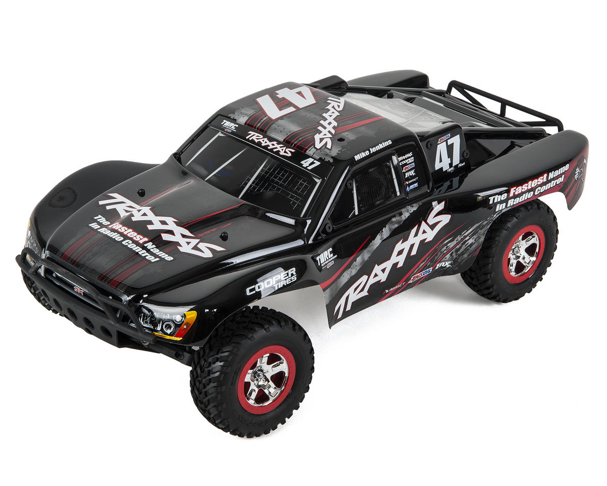 Traxxas Slash 1/10 RTR Short Course Truck (Mike Jenkins)