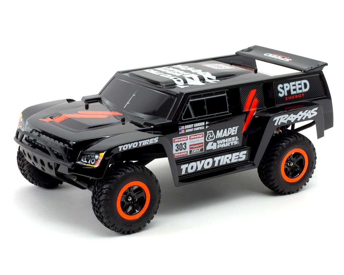 Traxxas Slash Robby Gordon Edition 1/10 RTR Short Course Truck (Black)