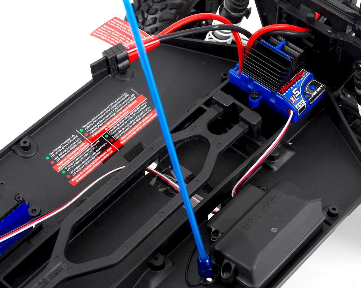 Traxxas Slash Robby Gordon Edition 1/10 RTR Short Course Truck (Black)