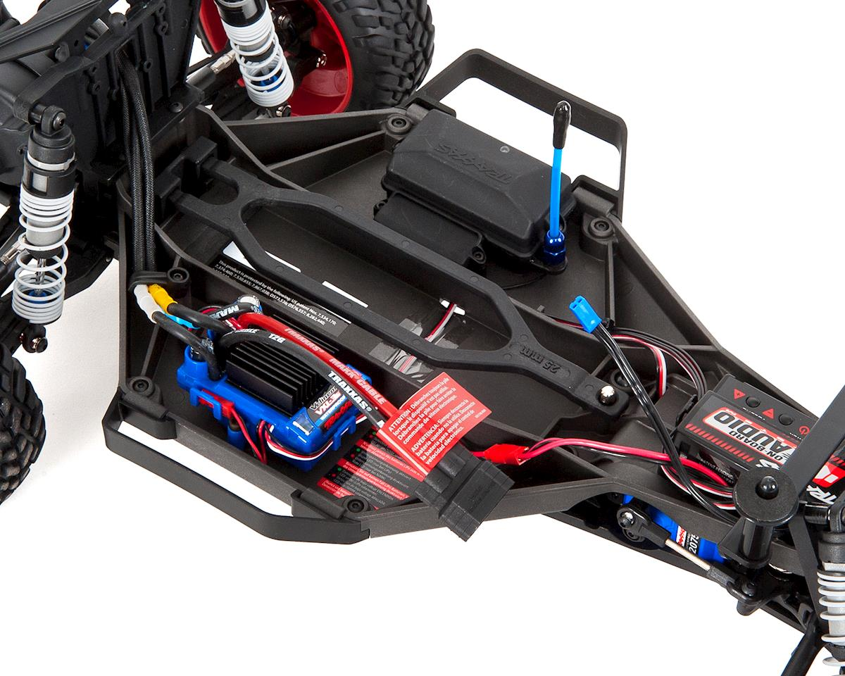 Traxxas Slash VXL LCG 1/10 RTR 2WD Short Course Truck (Mike Jenkins)