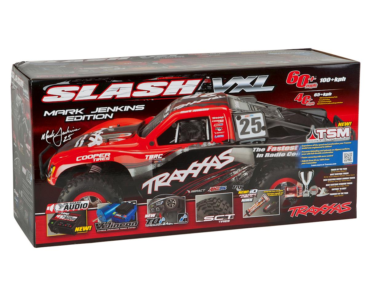 Traxxas Slash VXL LCG 1/10 RTR 2WD Short Course Truck