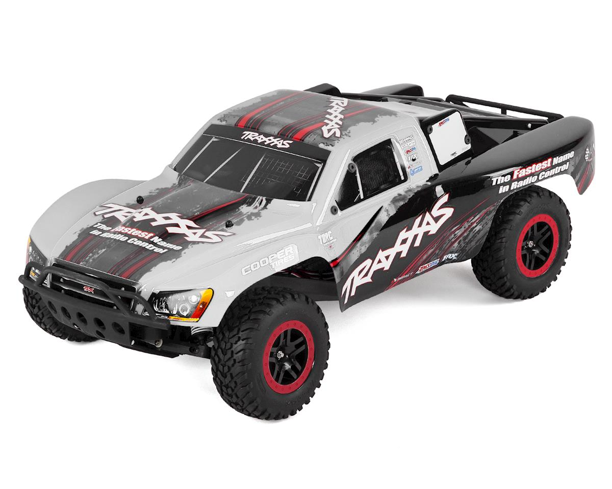 Slash VXL LCG 1/10 RTR 2WD Short Course Truck (White) by Traxxas