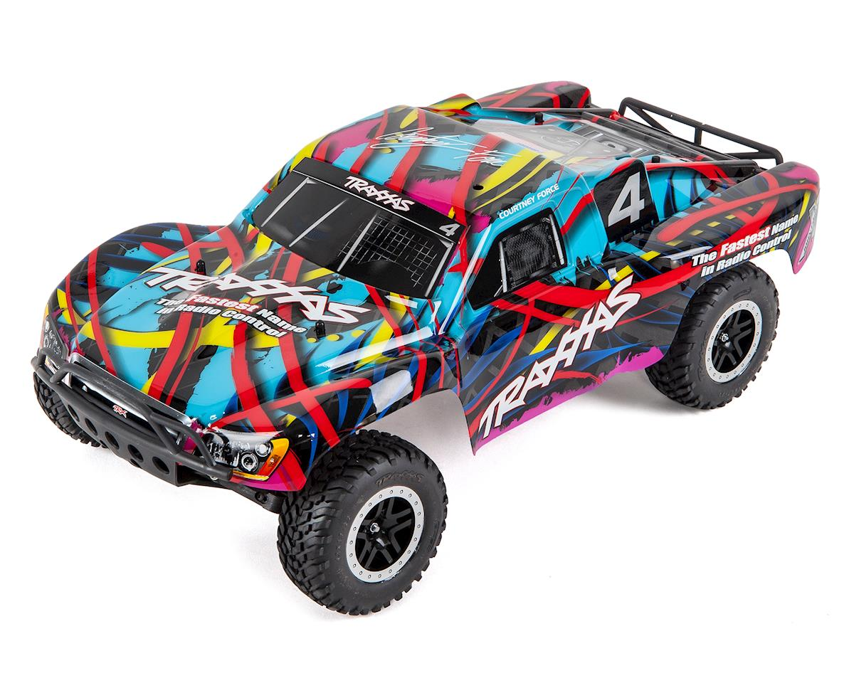 Traxxas Slash VXL 1/10 RTR 2WD Short Course Truck (Hawaiian Edition)