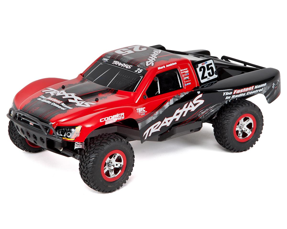 Traxxas Slash VXL 1/10 RTR 2WD Short Course Truck (Mark Jenkins)