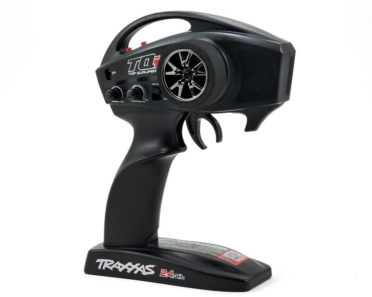 Traxxas Slash VXL Brushless 1/10 RTR 2WD Short-Course Truck w/TQi 2.4GHz, LiPo &