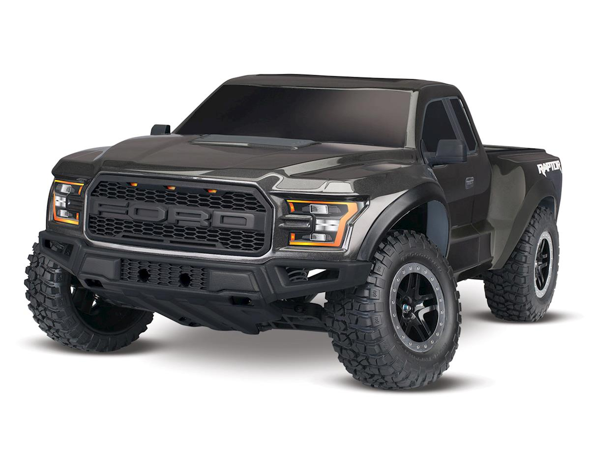 Traxxas 2017 Ford Raptor RTR 1/10 2WD Truck (Black)