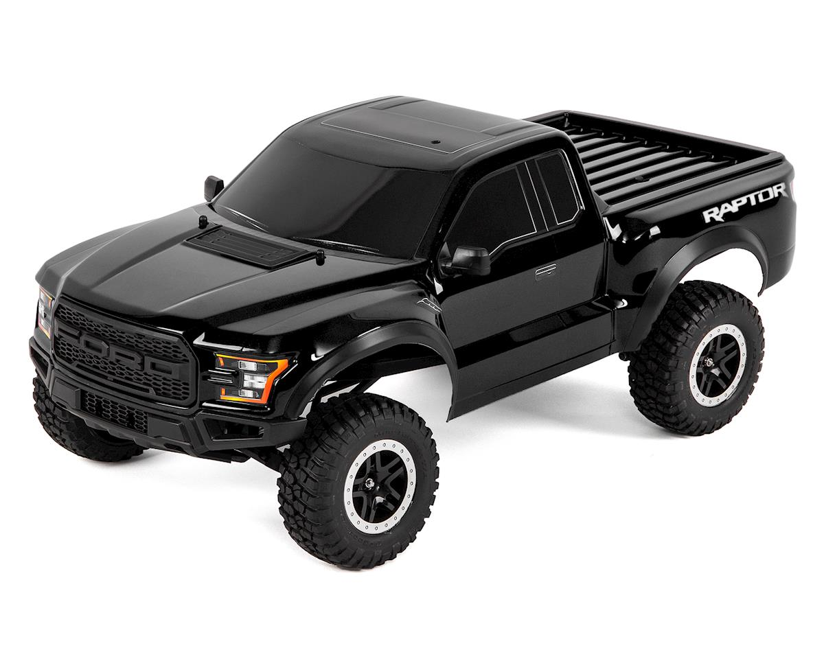 2017 Ford Raptor RTR Slash 1/10 2WD Truck (Black)