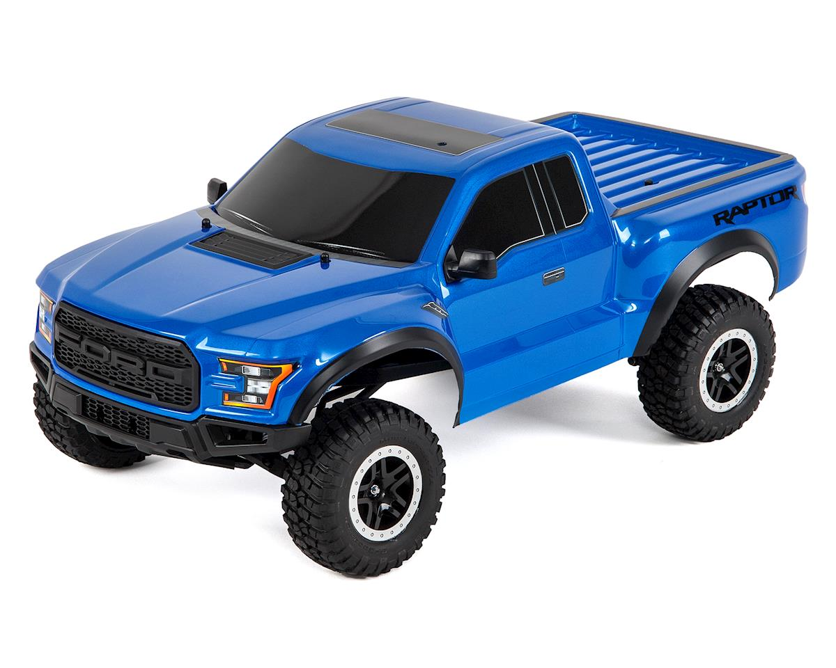 Traxxas 2017 Ford Raptor RTR Slash 1/10 2WD Truck (Blue)