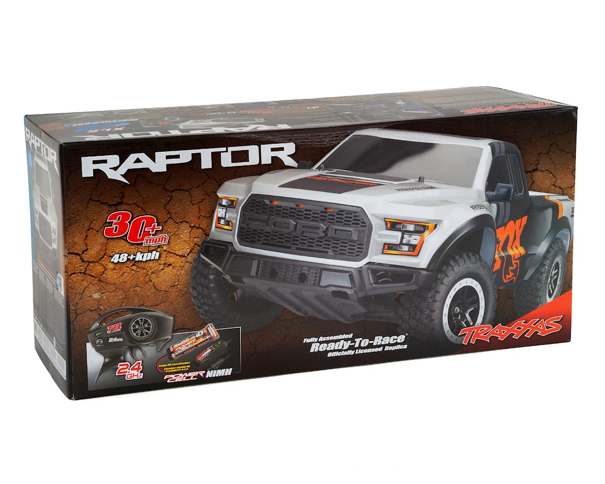 Traxxas 2017 Ford Raptor RTR Slash 1/10 2WD Truck (Fox)