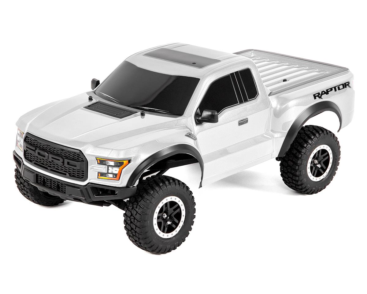 White Ford Raptor >> Traxxas 2017 Ford Raptor Rtr Slash 1 10 2wd Truck White Tra58094