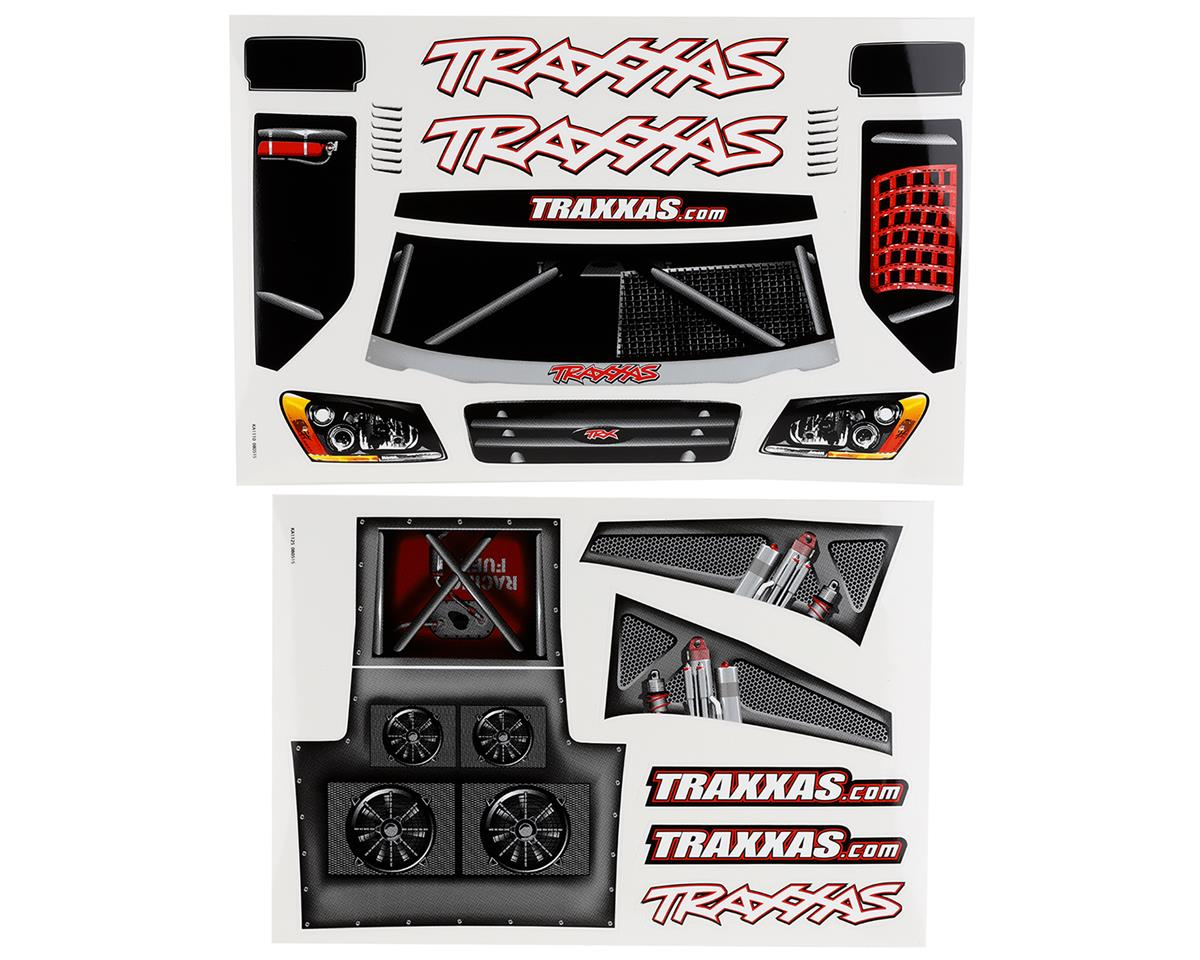 Slash Decal Sheet by Traxxas