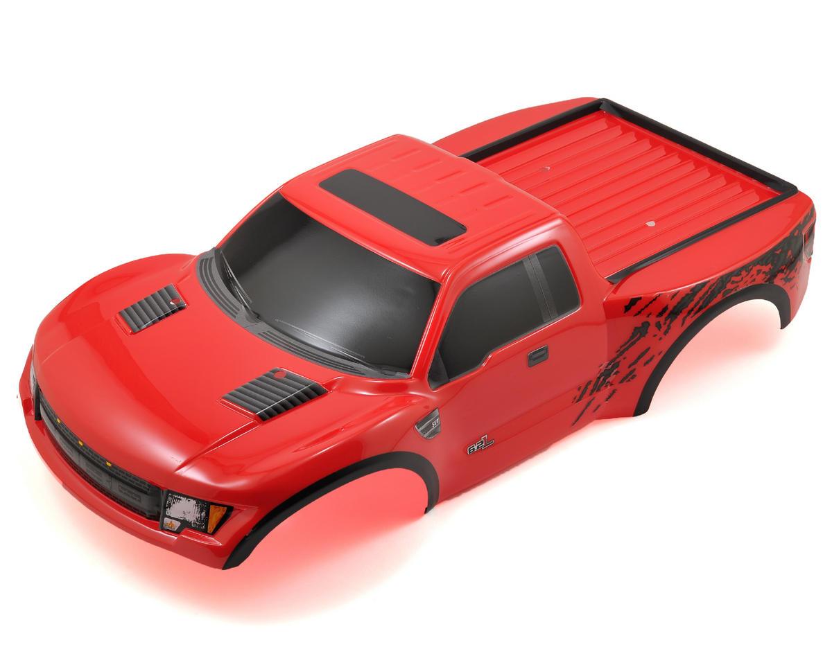 Traxxas Ford Raptor Body (Red) [TRA5814R] | Cars & Trucks - AMain Hobbies