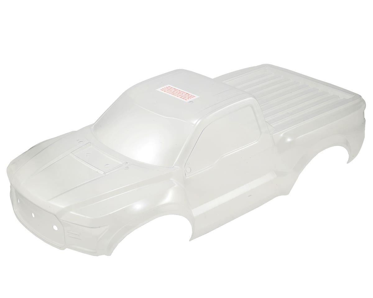 2017 Ford Raptor Short Course Body (Clear) by Traxxas