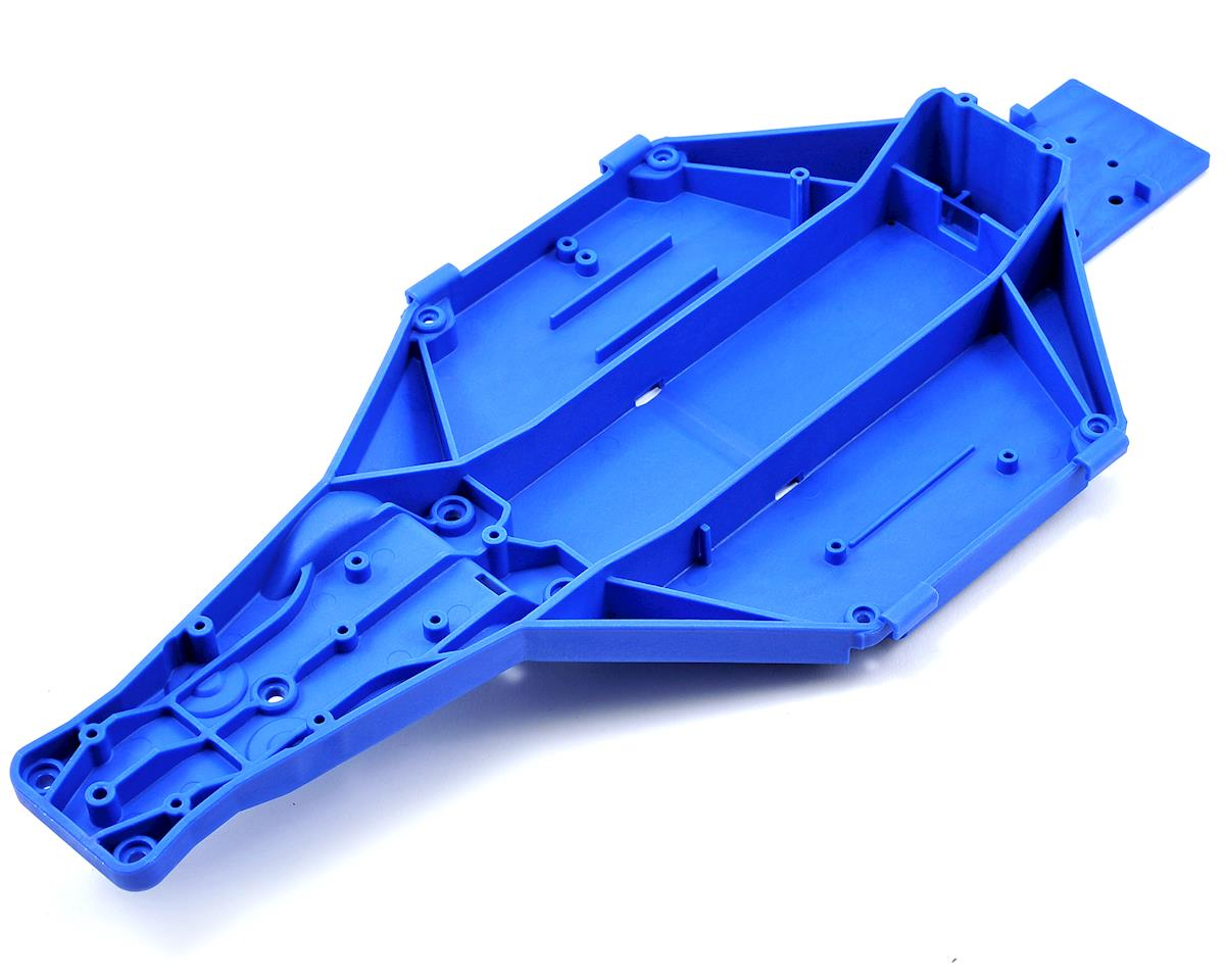 Slash 2WD LCG Chassis (Blue) by Traxxas