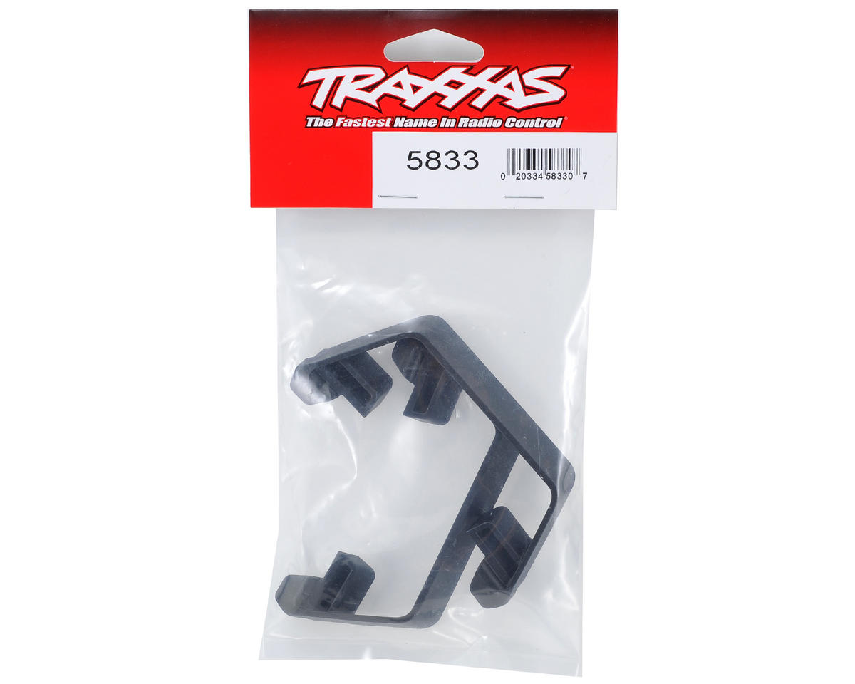 Traxxas Slash 2WD LCG Nerf Bars (Black) (2)