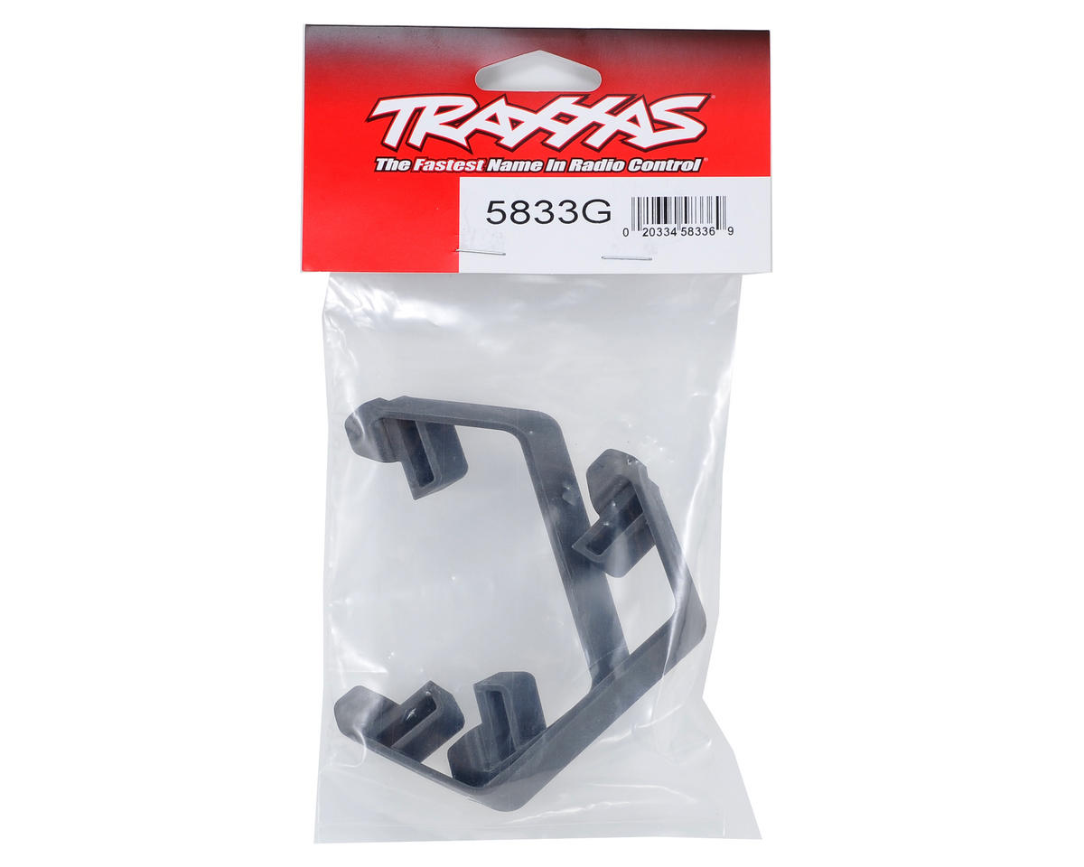 Traxxas Slash 2WD LCG Nerf Bars (Grey)