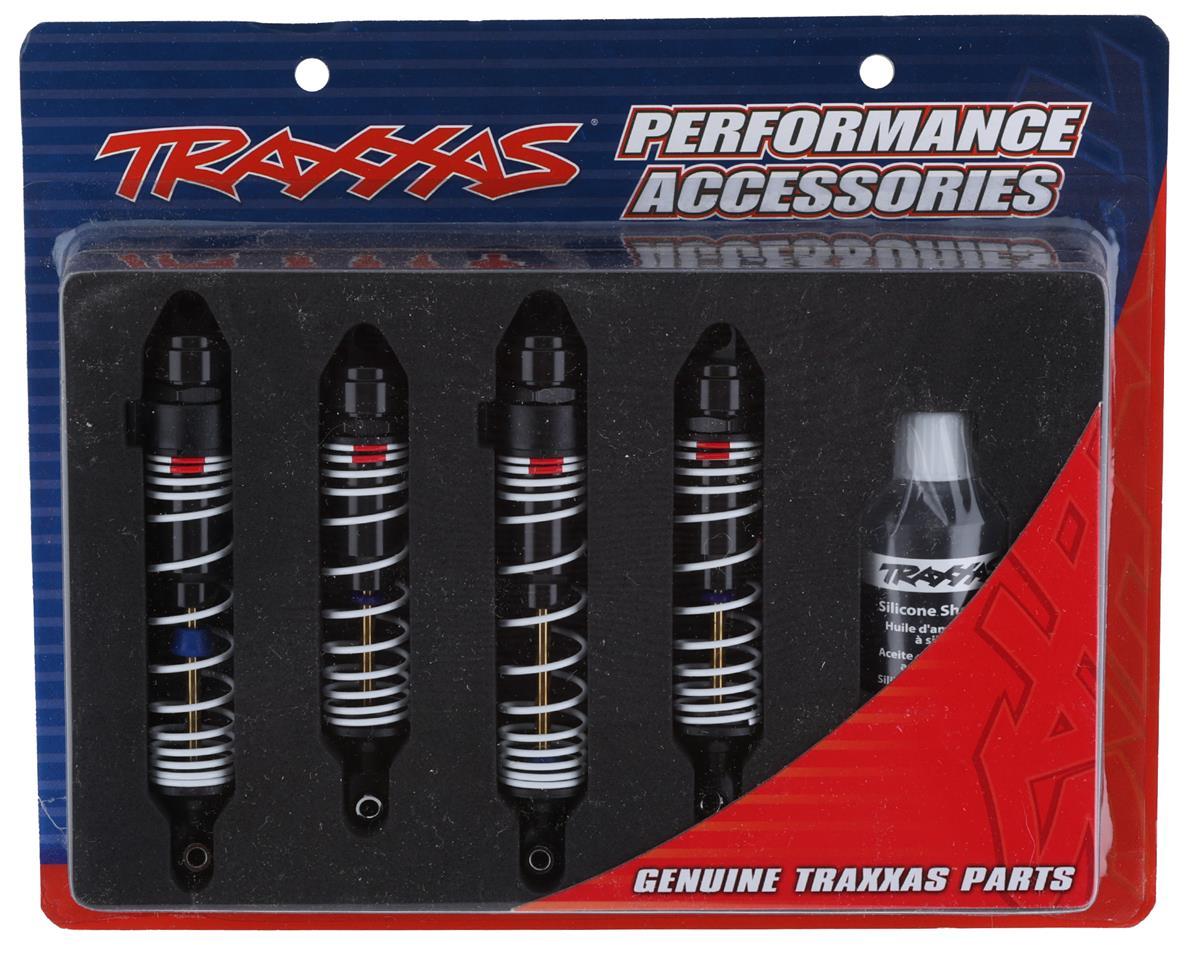 Traxxas Big Bore Shocks Slash 4 Tra5862 Cars Trucks Stampede Vxl Parts Diagram 4x4 Exploded View Amain Hobbies