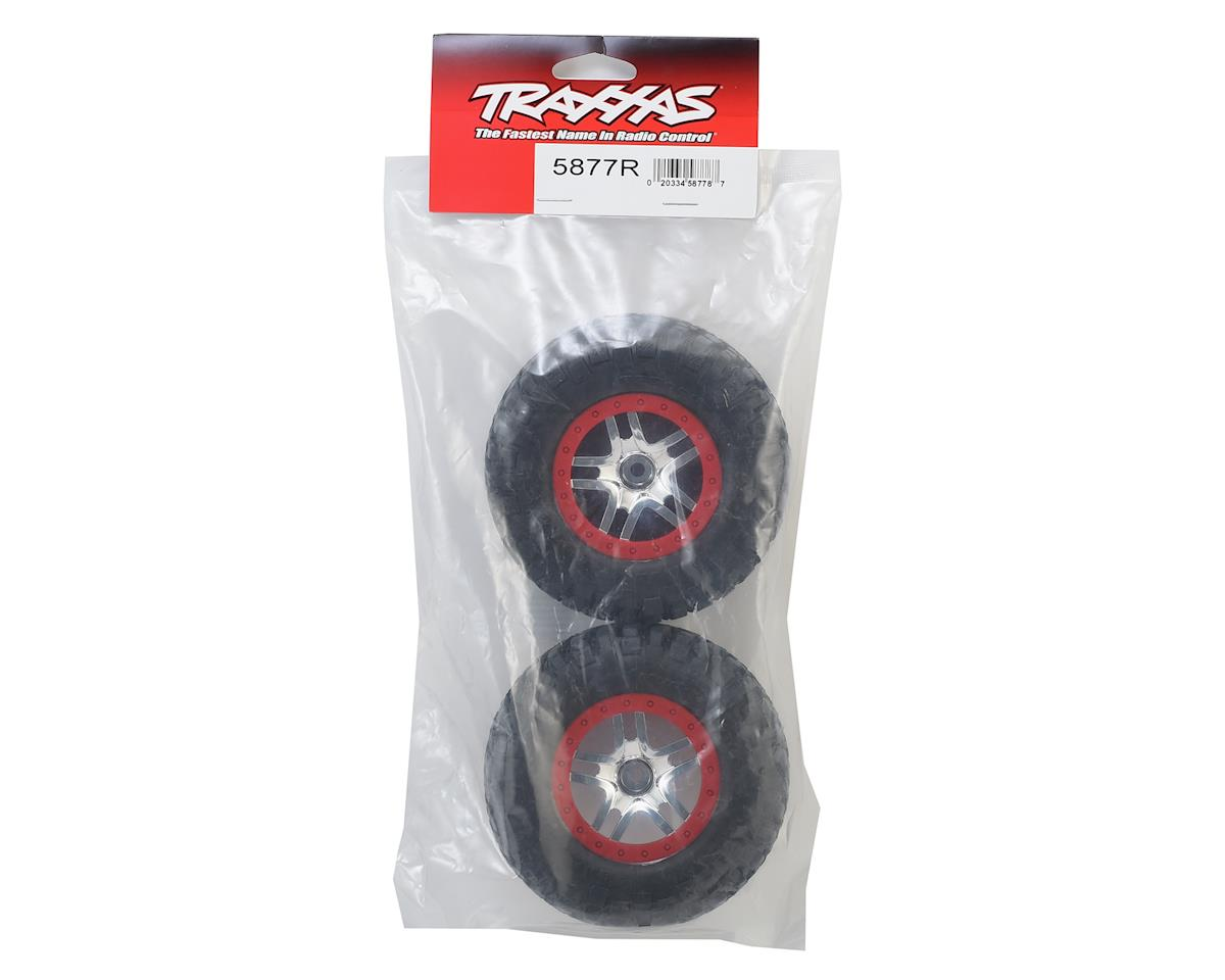 Traxxas BFGoodrich Mud TA Front Tires (2) (Satin Chrome) (S1)
