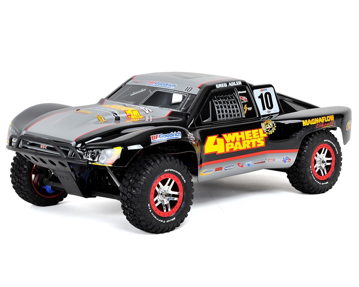 Traxxas Slayer Pro 4WD RTR Nitro Short Course Truck (Greg Adler) w/TQi  2 4GHz Radio, TSM, EZ Start & Charger