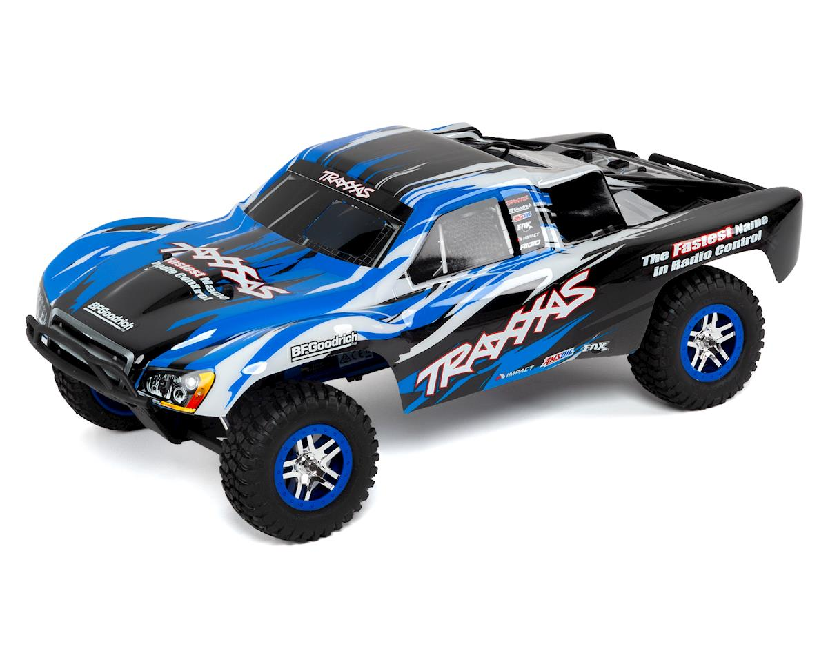 Traxxas Slayer Pro 4WD RTR Nitro Short Course Truck (Blue) | alsopurchased