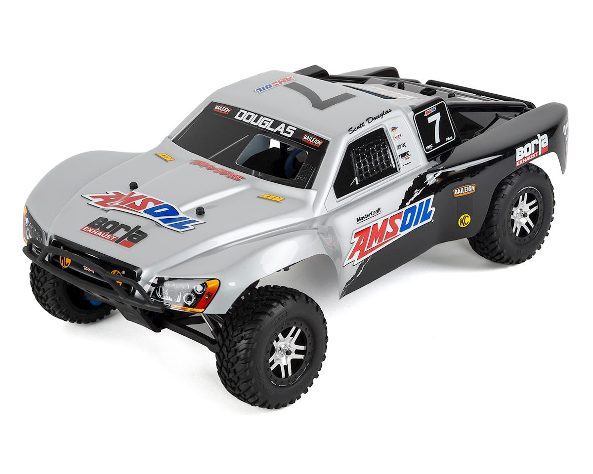Slayer Pro 4WD RTR Nitro Short Course Truck (Scott Douglas) by Traxxas