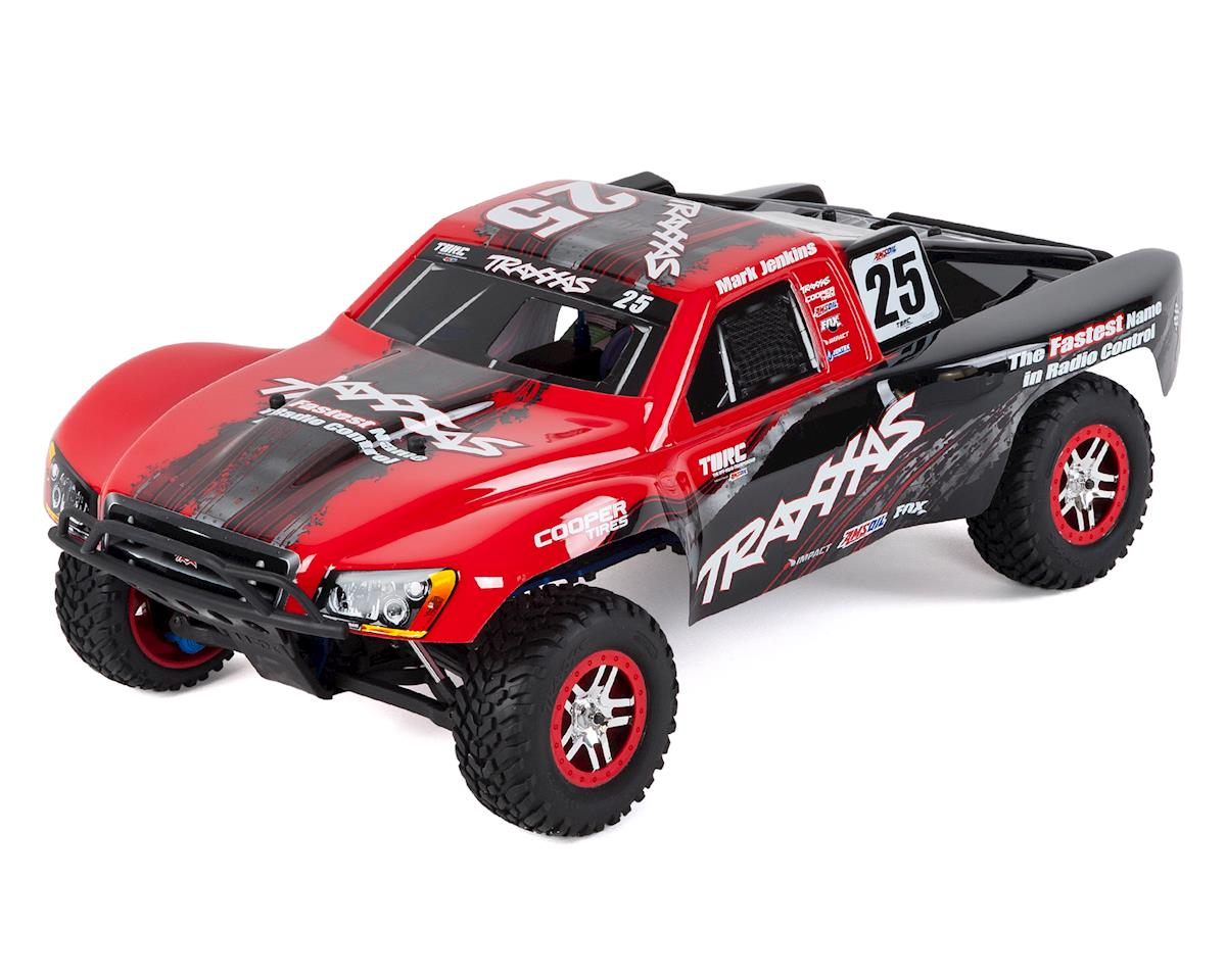 Slayer Pro 4WD RTR Nitro Short Course Truck (Mark Jenkins) by Traxxas