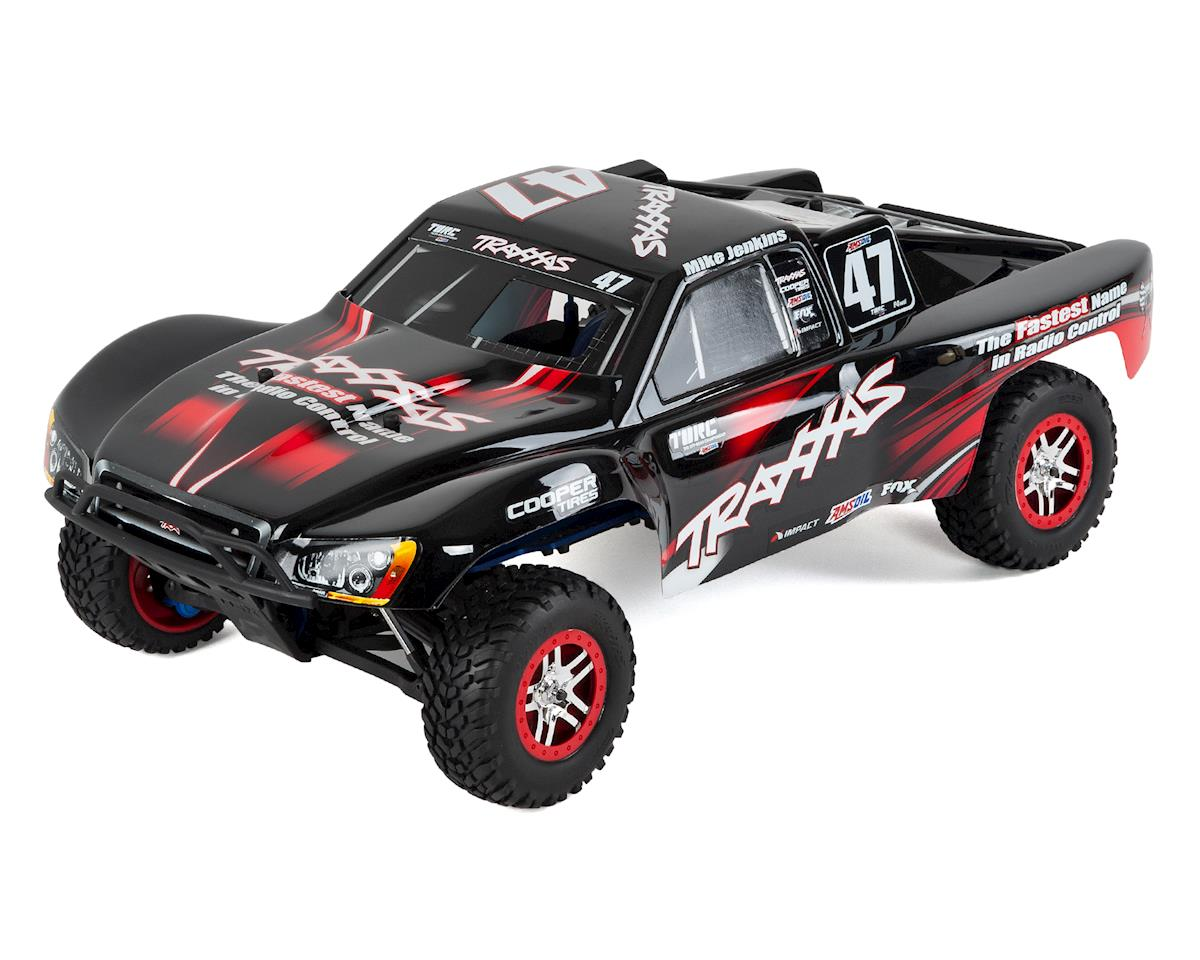 Slayer Pro 4WD RTR Nitro Short Course Truck (Mike Jenkins) by Traxxas