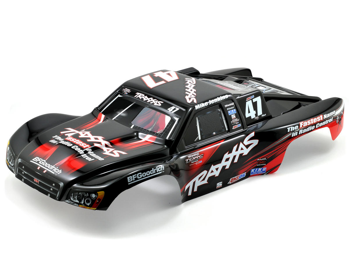 Traxxas Mike Jenkins #47 Body (Slayer Pro)