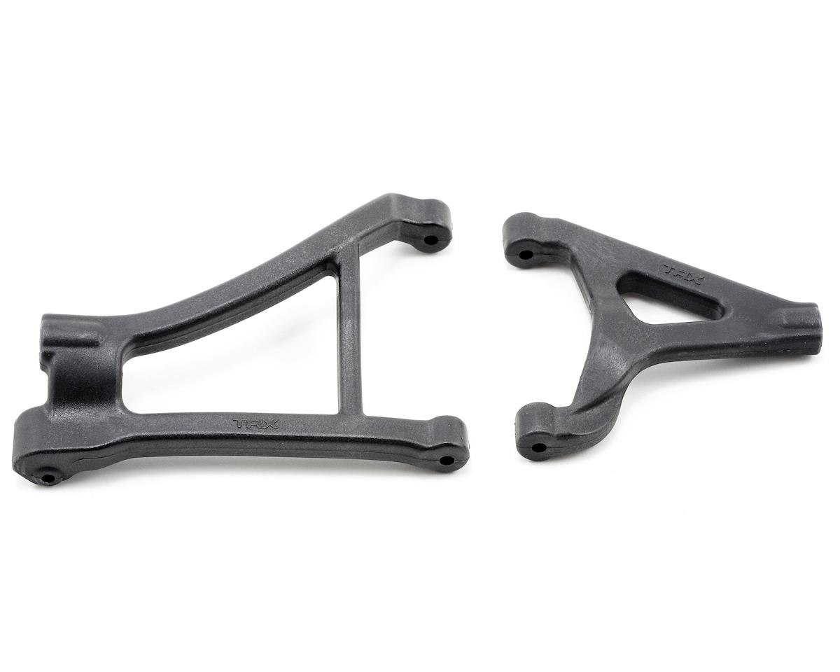Left Front Upper Arm & Lower Arm Set (1) by Traxxas