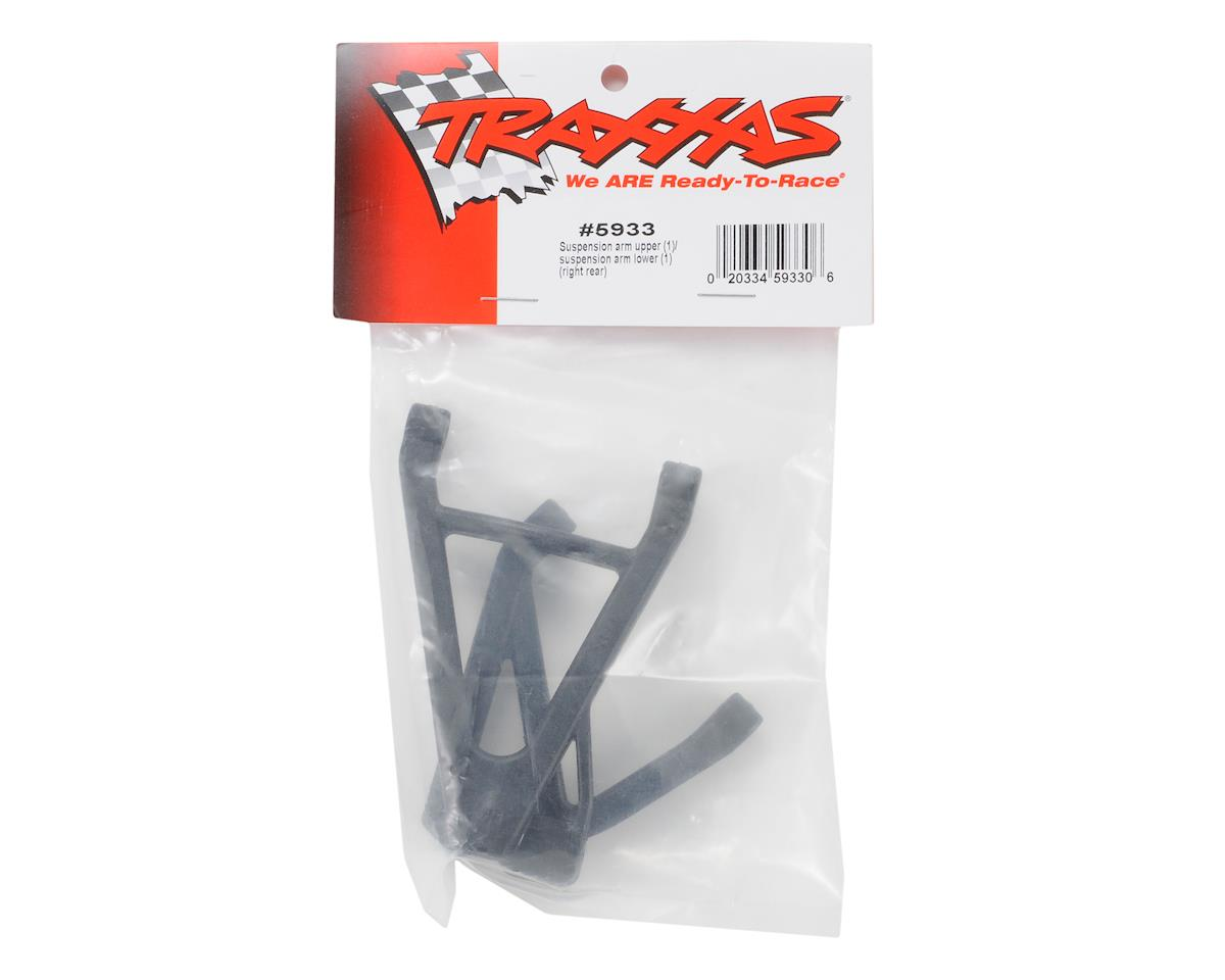 Right Rear Upper Arm & Lower Arm (1) by Traxxas