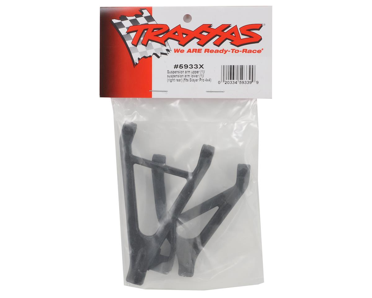 Traxxas Right Rear Suspension Arm Set (Slayer Pro)