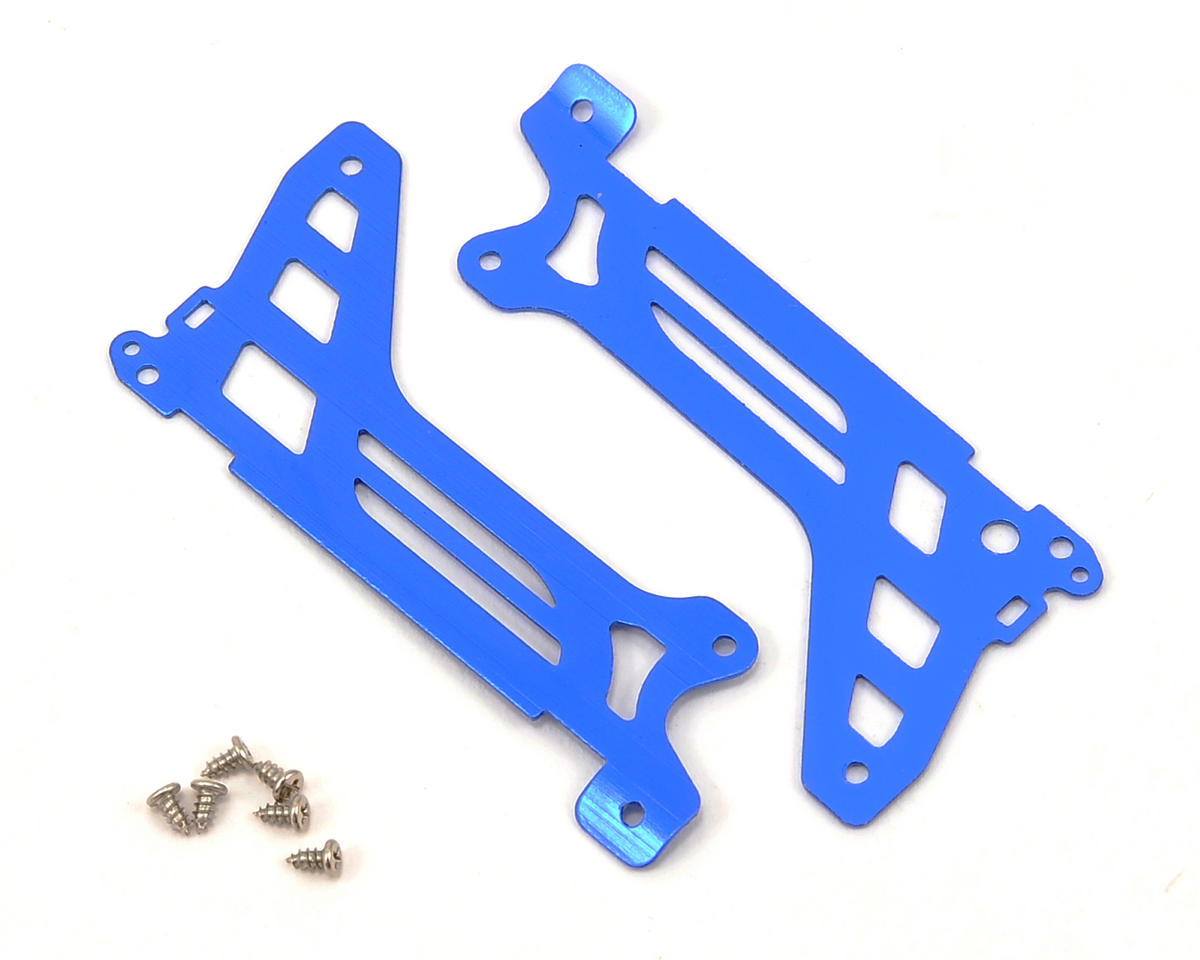 Traxxas Outer Side Plate (2) (Blue)