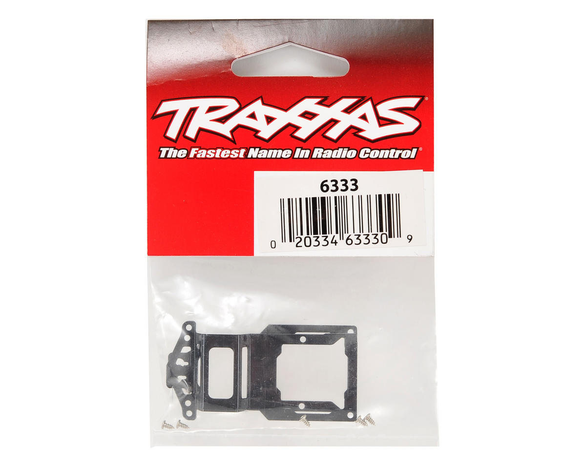 Traxxas Inner Side Plate (2) (Black)