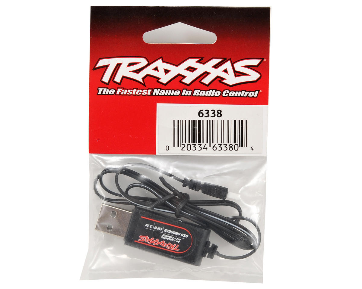 Traxxas Single-Port USB Charger (DR-1)