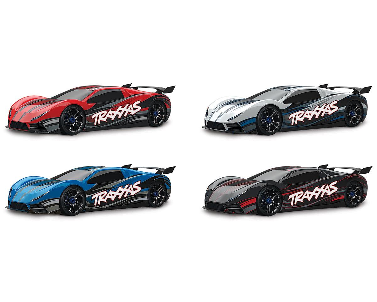 Traxxas XO-1 1/7 RTR Electric 4WD On-Road Sedan (Black)