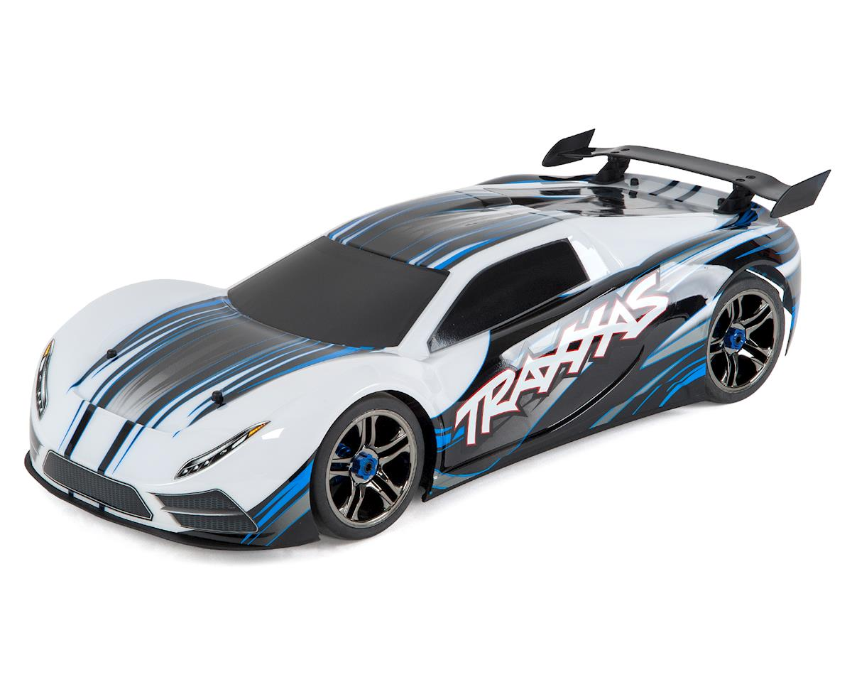 Traxxas XO-1 1/7 RTR Electric 4WD On-Road Sedan (White)