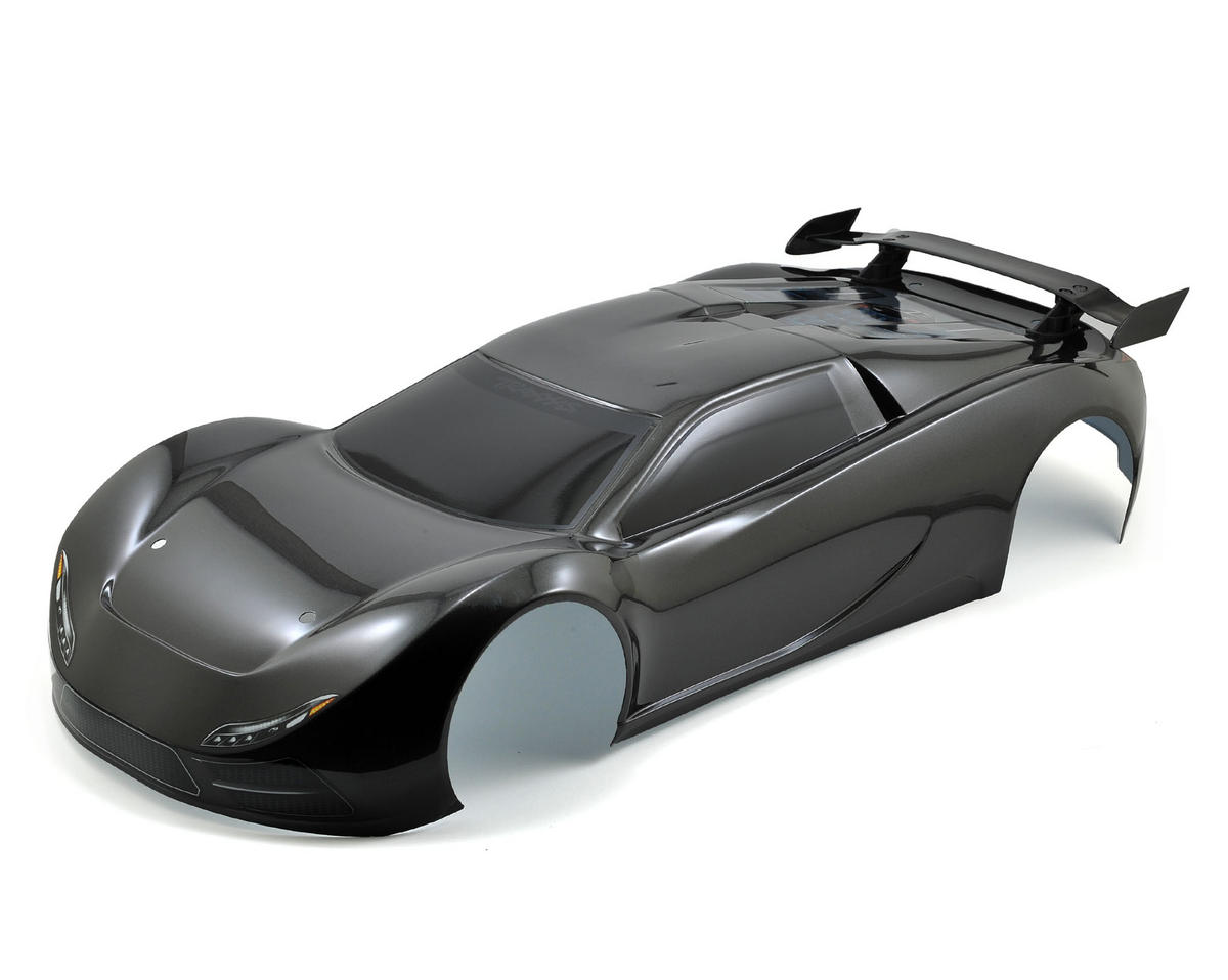 XO-1 Pre-Painted Body & Wing Set (Black) by Traxxas