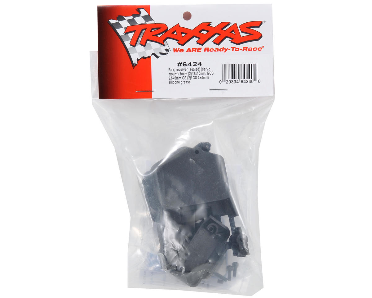 Sealed Receiver Box by Traxxas