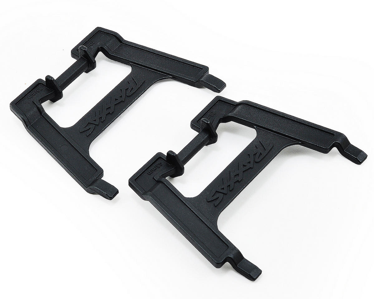 Traxxas Tall Battery Hold Down Strap Set (2)