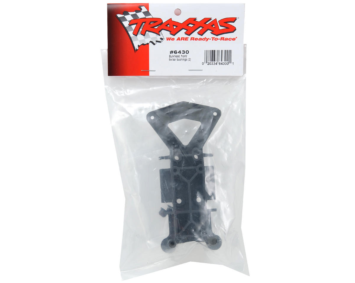 Traxxas Front Bulkhead & Tie Bar Bushing Set (2)