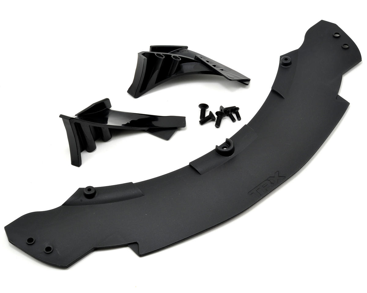 Traxxas 100mph Splitter & Canard Set | relatedproducts