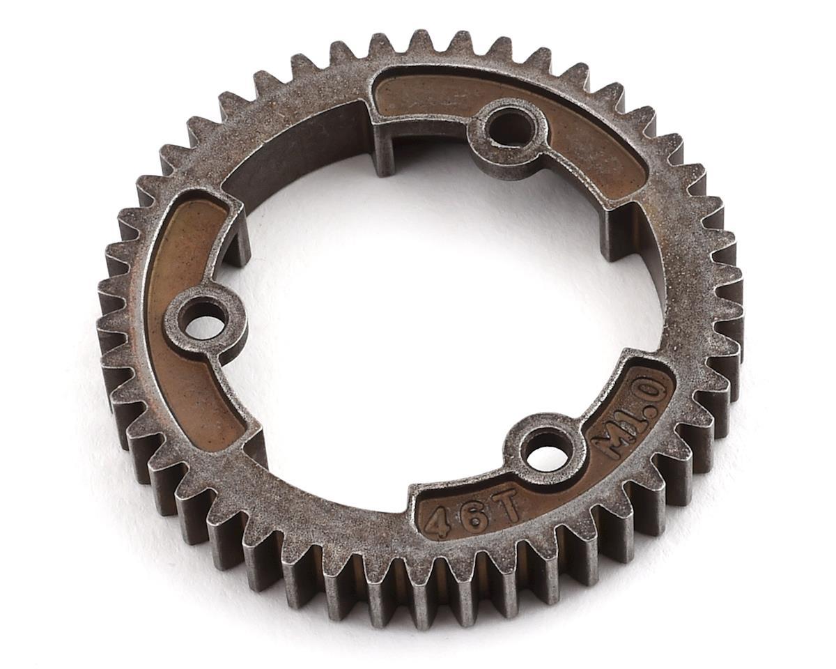 Traxxas Steel Wide-Face 1.0 Metric Spur Gear (Mod1) (46T)