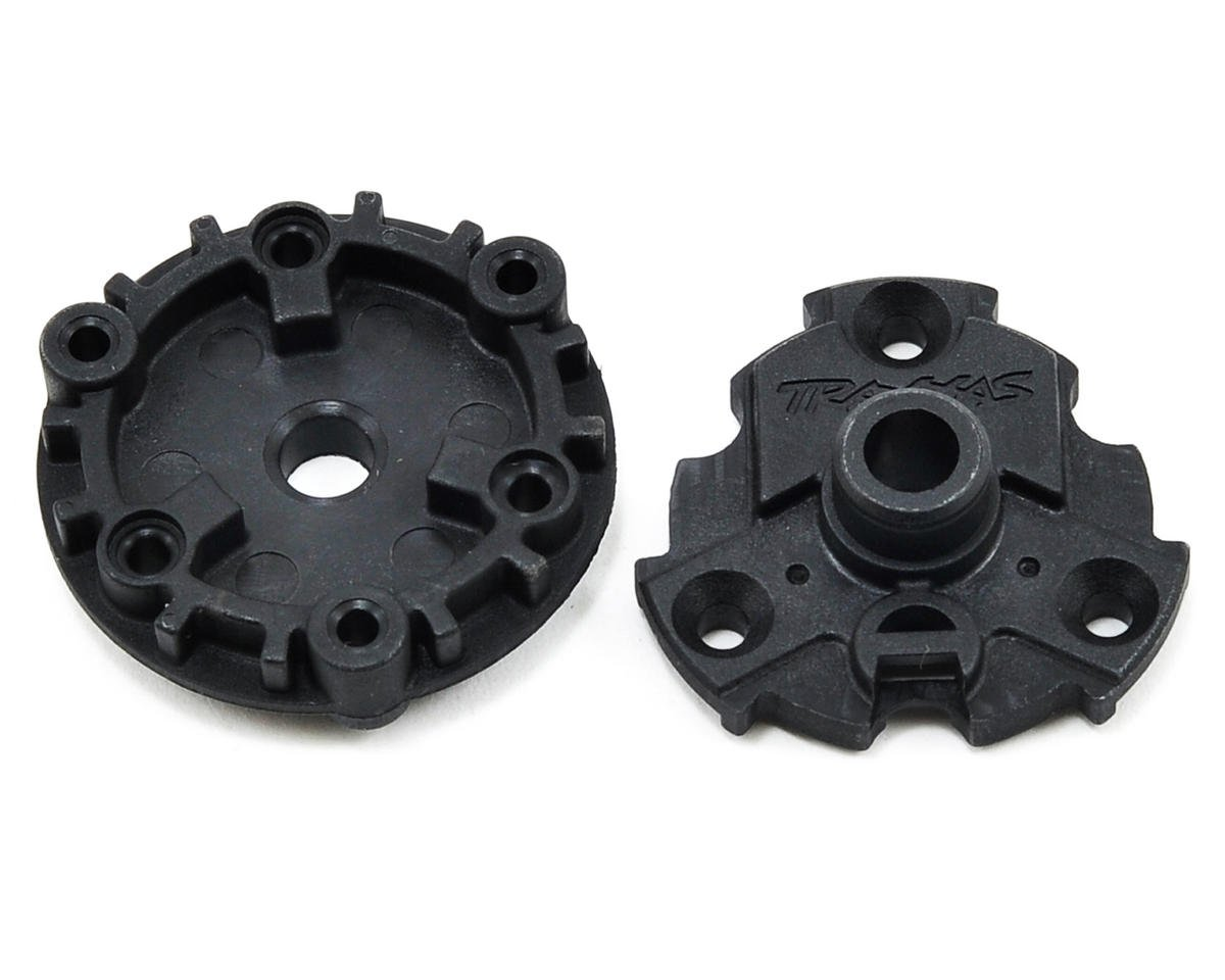 Cush Drive Front & Rear Housing Set by Traxxas