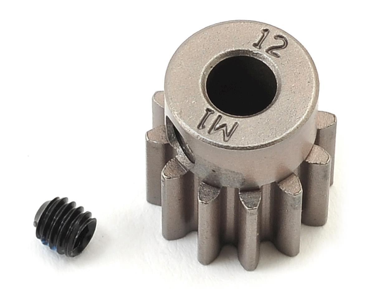 Traxxas Hardened Steel Mod 1.0 Pinion Gear w/5mm Bore (12T)