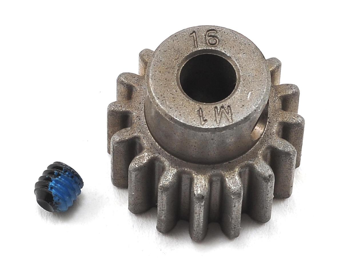 Traxxas Steel Mod 1.0 Pinion Gear w/5mm Bore (16T)