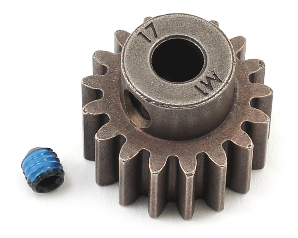 Traxxas Hardened Steel Mod 1.0 Pinion Gear w/5mm Bore (17T)