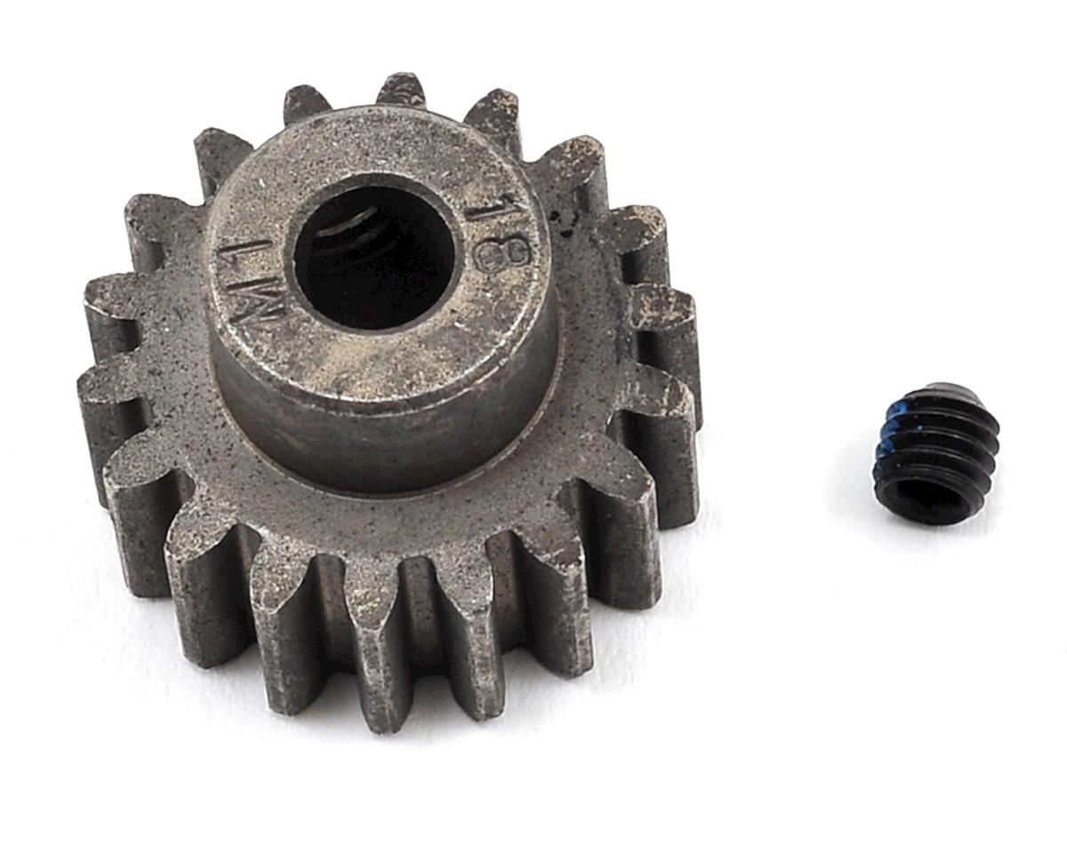 Steel Mod 1.0 Pinion Gear w/5mm Bore (18T) by Traxxas