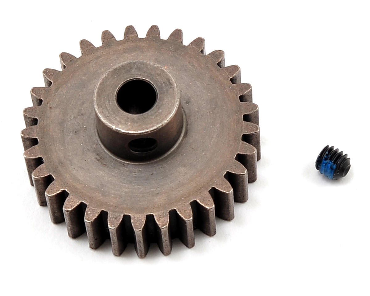 Traxxas Steel Mod 1.0 Pinion Gear w/5mm Bore