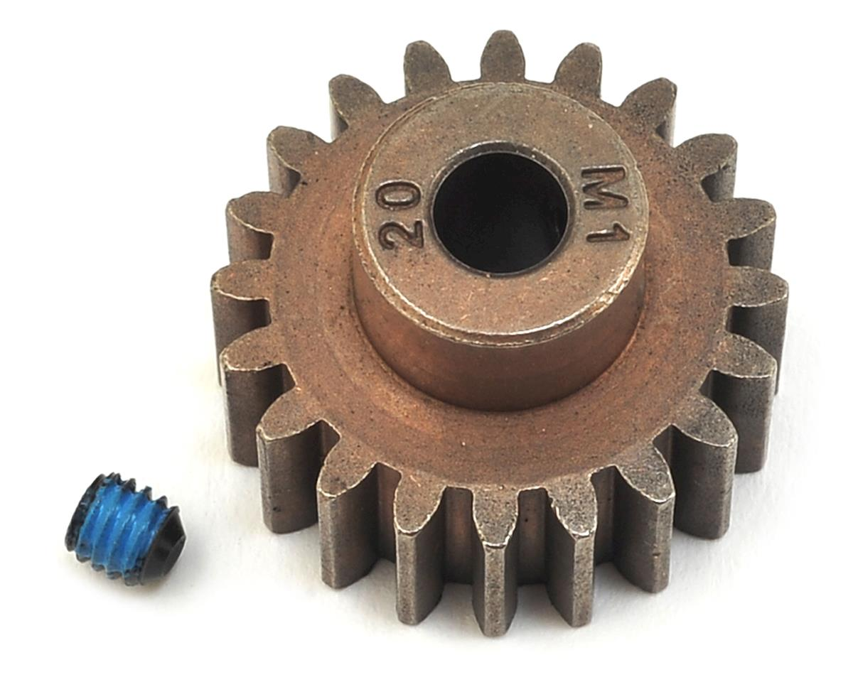 Traxxas Hardened Steel Mod 1.0 Pinion Gear w/5mm Bore (20T)